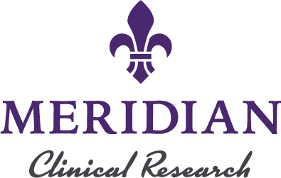 Meridian Clinical Research logo.