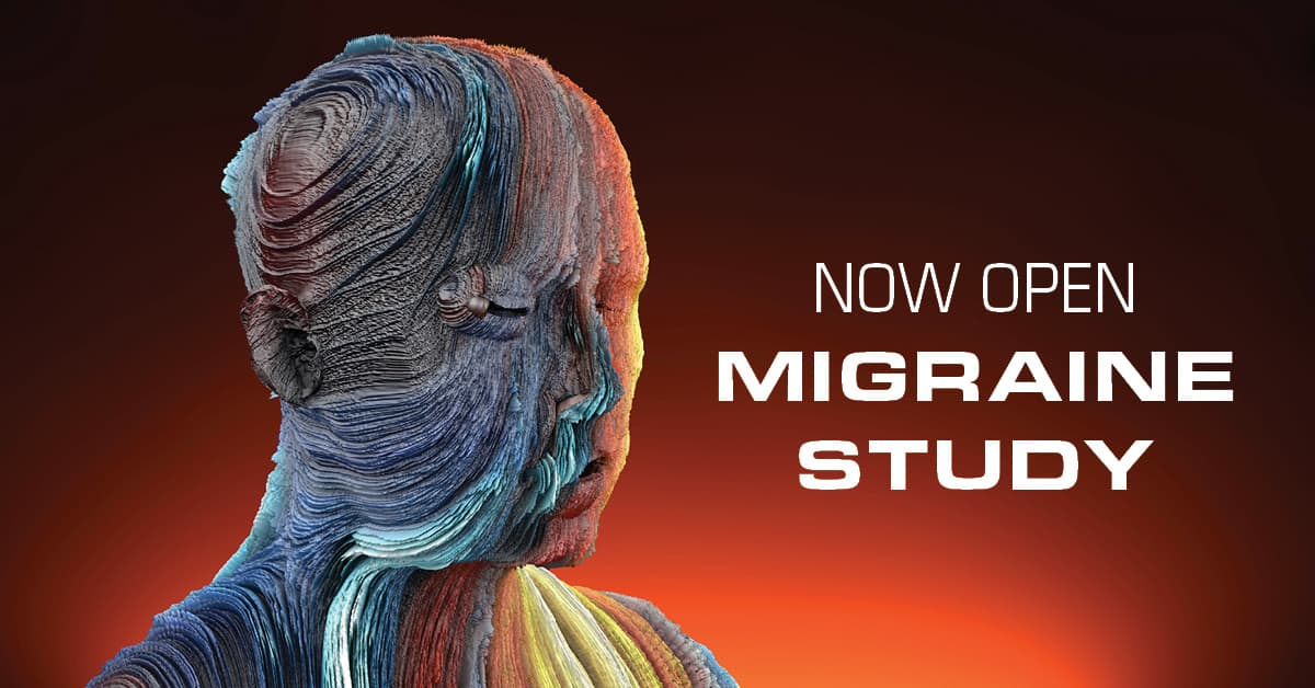 Migraine Study in Norfolk, NE • Meridian Clinical Research