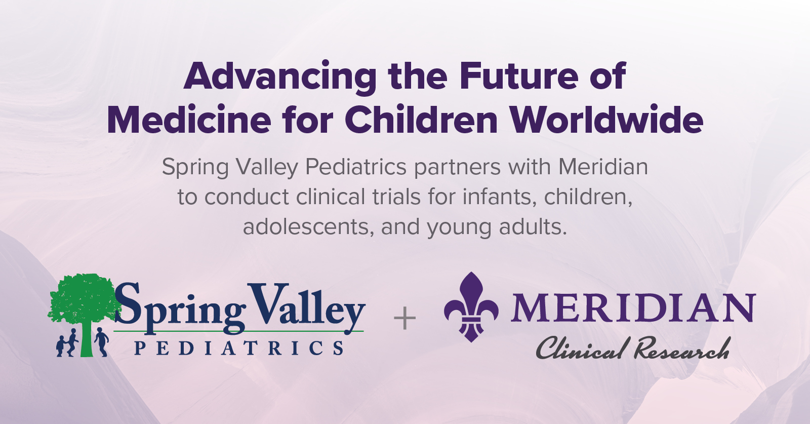 Spring Valley Pediatrics and Meridian are Partnering in Washington, DC