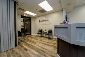Meridian Clinical Research in Hastings, NE, suite 102 - interior