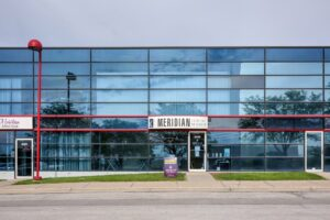 Meridian Clinical Research headquarters - exterior