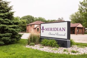 Meridian Clinical Research site in Sioux City - exterior
